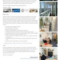 Kanceláře v Praze - profil kanceláře