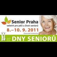 BIllboard Senior Praha