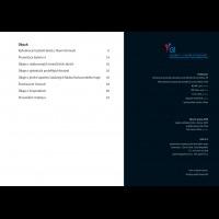 Obsahová strana výroční zprávy pro galerii fotografie Galerie 4