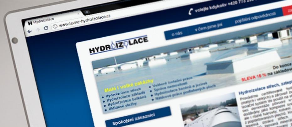 Levné hydroizolace - frontpage